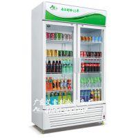 沙井双开门展示柜,福永水果保鲜冰箱,松岗冷鲜肉柜价格