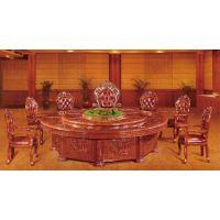 中式酒店电动餐桌定制批发,电动餐桌配件维修