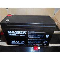 大华蓄电池DHB1270