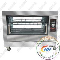 供应电烤炉卧式烤禽箱 卧式烤鸡架烤禽箱 厂家销售一台起发