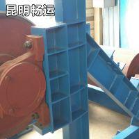 厂家供应 增面皮带式输送机滚筒 耐磨胶面输送滚筒