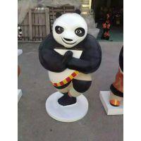 超有大侠风彩的多款功夫熊猫模型出租