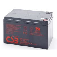 CSB蓄电池12V7.2AH GP1272 F2 12V7AH电瓶 UPS 消防 通讯蓄电池