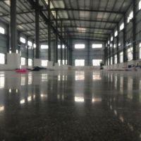 惠州龙门县厂房地面无尘硬化、水磨石起灰处理、金刚砂硬化施工、好品质用得安心