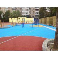 东营彩色混凝土-彩色透水混凝土价格彩色海绵地坪报价