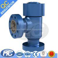High pressure wellhead choke / hydraulic valve / positive choke used oilfield equipment