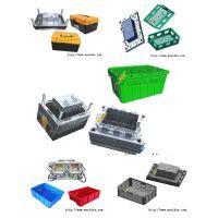 什么是塑料模具拉杆框模具 塑料模具课程设计周转箱模具
