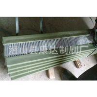 供应建材机械毛刷,墙体转机条形刷,墙砖机械毛刷条