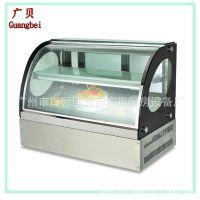 广贝 CT-900 台式蛋糕展示柜 冷藏展示柜 面包展示柜 质量保证