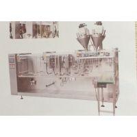 常州市金坛DXD-180D水平式 全自动灌装机(粉剂 乳油 颗粒 悬浮剂 水剂)袋装机械 五合一灌装