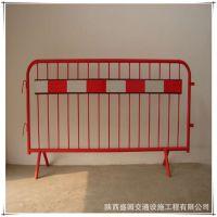 2015 展会隔离栏 人群控制护栏 移动式商场护栏 移动隔断网
