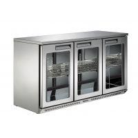 康派斯 立式保鲜柜 冷柜 冷藏柜 三门风冷吧台展示柜