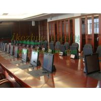 供应科桌FB-17液晶屏翻转器 会议桌桌面显示屏翻转器 视讯会议系统