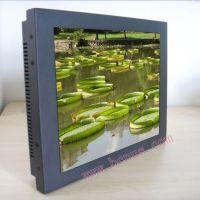 10.4寸高分监视器 AV/BNC工业监视器嵌入式 3D视频网络监控显示器
