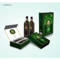深圳橄榄油包装盒 厂家订做 精致大方18123788848