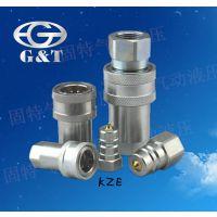 基本介绍 KZE系列广泛应用与各种工业所需的连接,主要用于建筑设备、农业设备、液压机具、石油设备等等