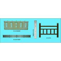 厂家直销供应郑州天艺1.5米仿木护栏,河堤桥梁护栏,水泥栏杆、塑料模具