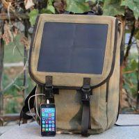供应太阳能背包,太阳能上午背包手机充电,边充边玩,cx厂家直销