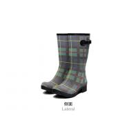 飞鹤时尚雨鞋,女式中筒时尚雨鞋