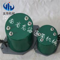 供应鹤壁龙海通用CZ50圆形电磁仓壁振动器 防止搭拱现象