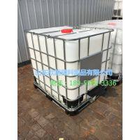 潍坊烟台莱芜青岛菏泽1000升塑料桶厂家直销 IBC吨桶可定制全新HDPE材质出口标准