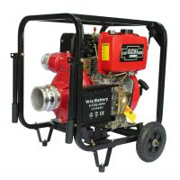 4寸柴油快速抽出水泵