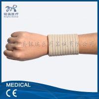 新款弹性自粘护腕绷带魔术贴 腕部损伤固定 可调大小健身护手腕