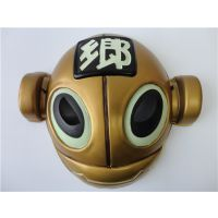 供应乡郎面具 日本面具 动漫面具 卡通面具 面具定制 面具批发 面具出口