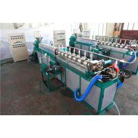 网套设备|龙口塑料机械(图)|蜜橘网套设备