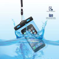 供应优质PVC防水袋/水上运动游泳跑步防水手机袋