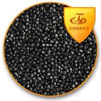 高浓度吹膜黑色母粒东莞厂家生产