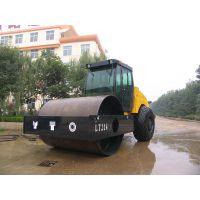 全新路阳牌洛阳路通机械驱动单钢轮振动14吨重型压路机LT214S及原装配件