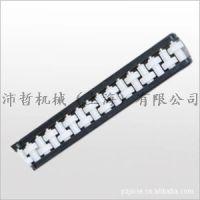 单排/双排直行滚珠护栏 特供直行算盘护栏 轨道护栏