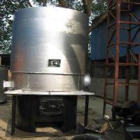 成都中智旗云燃煤间接热风炉,升温快,体积小,安装方便