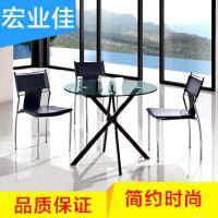 加工定制 各种房产处会议桌 公共场合桌子 欧式高档玻璃小桌