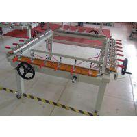 供应机械式绷网机