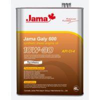 Jama加美加力600合成机油CI-4 10W-30