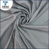 涤麻混纺交织面料13FF-15竹涤合成纤维印花布 混纺t/c面料批发