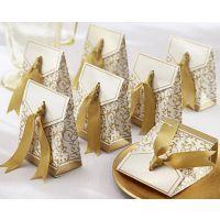 欧式结婚糖盒 金色年华银色年华喜糖盒 婚礼回礼 喜糖包装袋