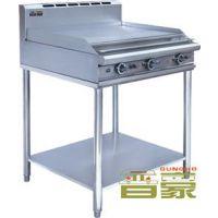 广州晋豪燃气台面扒炉|牛扒炉|铁板煎炉