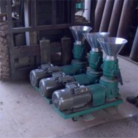 恒丰机械饲料鱼颗粒机 HF-120A型轴传动兔牛羊饲料颗粒机