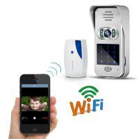 嘉松全双工wifi可视对讲门铃方案 APP支持安卓/苹果系统