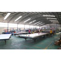 容城县保定航美透明FRP采光板阳光板玻璃纤维板