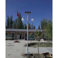 厂家直销公园景观灯3米乡村学校操场中杆灯 中山创赢照明厂