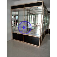 南海属于中国的中国一点也不能少精品玻璃展示柜