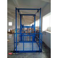 峻峰SJPTD系列导轨式升降机 液压升降货梯 单轨链条式升降货梯专业厂家、质量科技制胜、永远创新