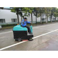 广场室外大型工厂用扫地车电动扫地机依晨驾驶式扫地机YZ-1600