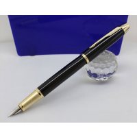 PARKER/派克IM 纯黑丽雅金夹 钢笔 墨水笔 团购价不零售
