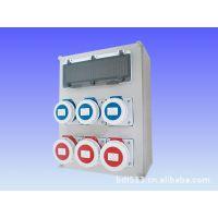 供应 塑料阻燃PC/ABS高品质防腐组合插座箱BDL-044