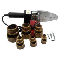 特价 加厚进口漆不粘胶模头 电子恒温高档热熔器20-63 管材焊接机